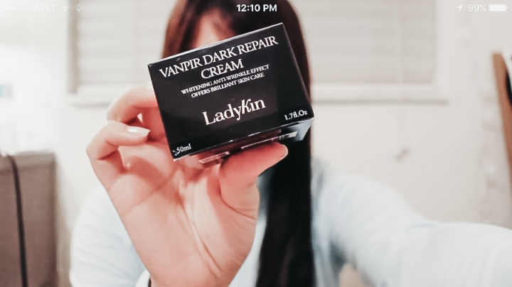 Ladykin Vanpir Dark Repair Creme Review